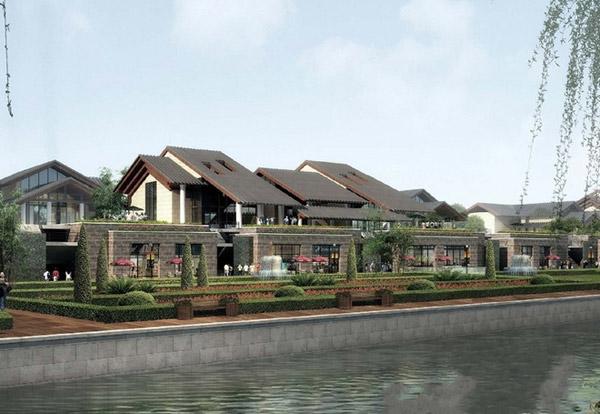 晾霸工程:扬州运河一品