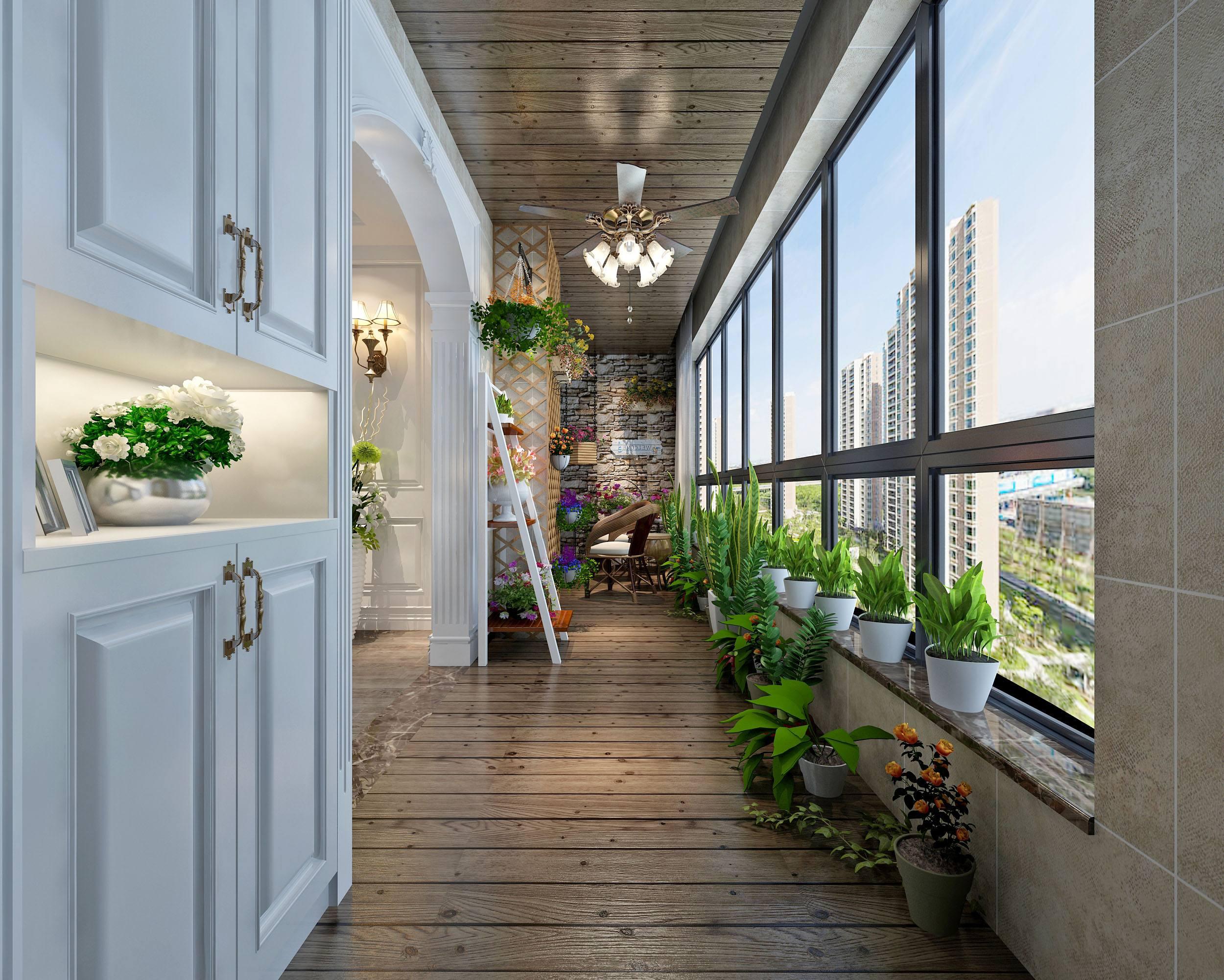 室内设计手绘绿植