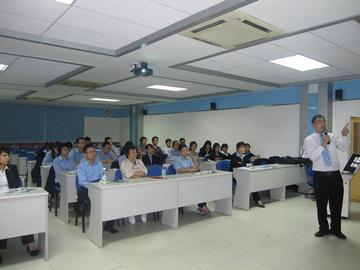 晾霸商学院:梅州培训会议