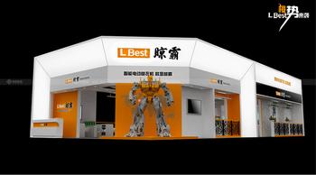 晾霸智能晾衣机战略升级,闪耀2014广州建博会CBD