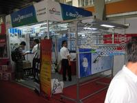 晾霸参展2012广州建博会