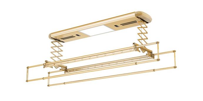 倾心 X23-1504C2XF杀菌风干带阳台灯的电动升降晾衣机