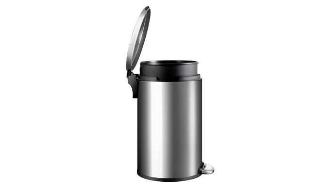 不锈钢智能垃圾桶