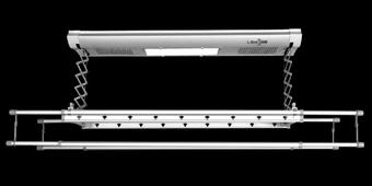 经典型  M01-1204AL电动晾衣机