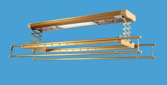 豪华型  M01-1504CXF电动晾衣机