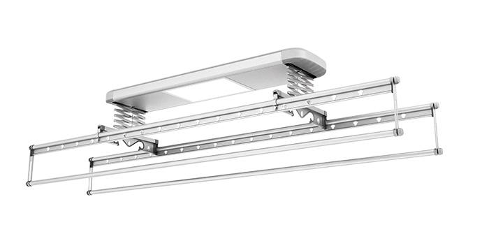 晾晶晶 X25-1204A-22航空铝材长寿命晾衣机